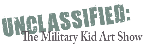 UNCLASSIFIED: The Military Kid Art Show