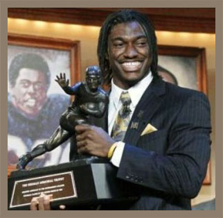 Army Brat amp; Heisman Trophy Winner Robert Griffin, III